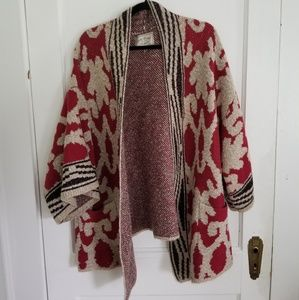 Lucky Brand Cardigan Size Large